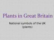 Презентация uk-national-plants
