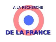 A LA RECHERCHE DE LA FRANCE  Symboles