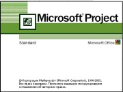 Презентация Выполнение работ в MS Project