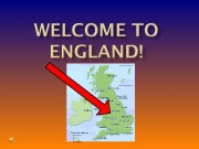 Презентация welcome to england ppt 15236
