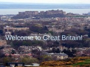 Презентация welcome to great britain