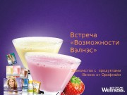 Презентация Wellness Opportunity Meeting RUS