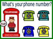 Презентация whats the number
