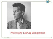 Презентация wittgenstein-language-games