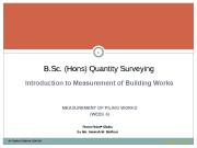 Презентация Wk6 Piling Works