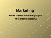 Презентация Wyklad marketing WSB 26.01.2014